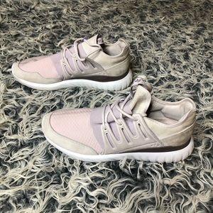 Men's adidas tubular shoes size 9